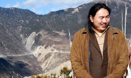 Tibetan environmentalist Karma Samdrup