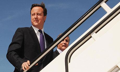 David Cameron G8
