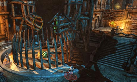 Lara Croft and the Guardian of Light 2