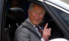 Prince Charles visits Wales