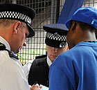 Metropolitan Police stop and search
