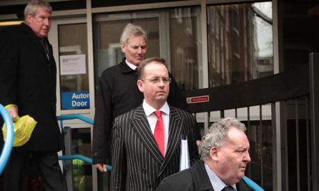 MP's Facing Expenses Charges Appear In Court