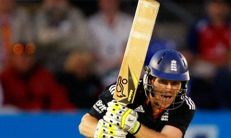 Cricket blog: Eoin Morgan
