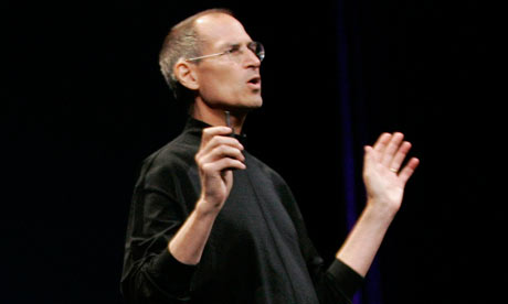 Apple's chief executive, Steve Jobs, is getting ready to launch the newest ...