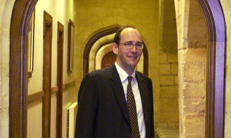 Andrew Tyrie, Conservative MP for Chichester