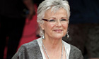 Julie Walters at the Bafta awards