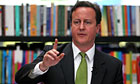 David Cameron warns that the deficit is even worse than thought