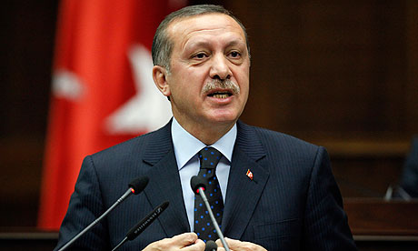 """One Time Ally Turkey Now Regards Israel As The """"Central Threat"""""""