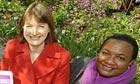 Harriet Harman and Diane Abbott.