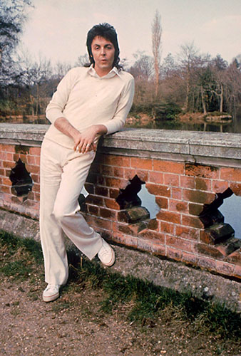 t: PAUL MCCARTNEY, WINGS - 1973