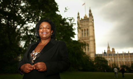 Diane Abbott, Labour party leadership race
