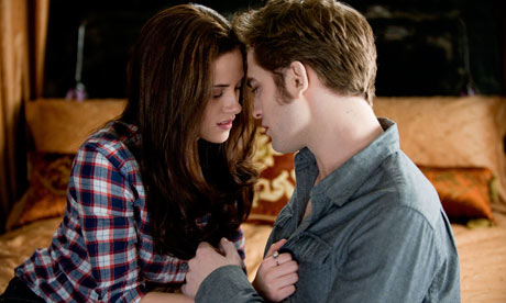 twilight book review the guardian