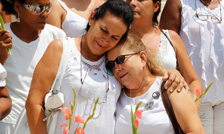 Ladies in White, Cuba