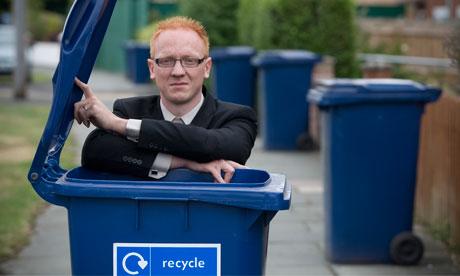 jody sherratt Recycling