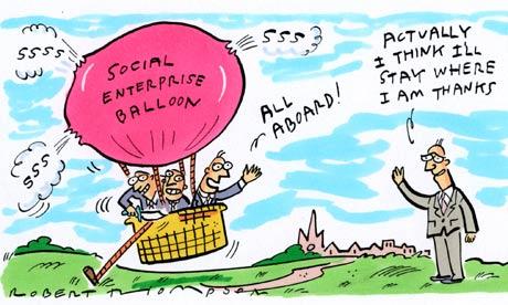 social enterprises robert thompson