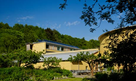 Wales Institute for Sustainable Education from Centre for Alternative Technology
