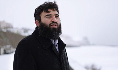 Omar Deghayes, a Libyan-born British resident.