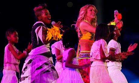 Shakira 3d Waka Waka