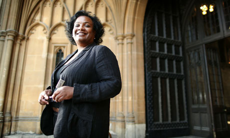 The Labour Leadership Candidate Portraits - Diane Abbott