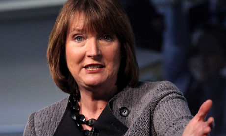 Harriet Harman.