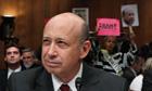 Lloyds Blankfein of Gldman Sachs