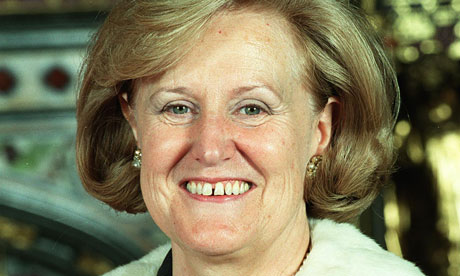 Baroness Elizabeth Smith is backing Ed Miliband
