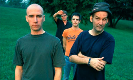 Fugazi return with online gig archive