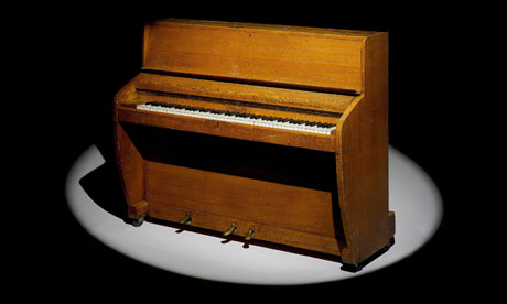 Challen Piano Beatles The Challen Piano Used by The