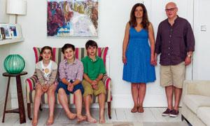 Ogden-Newton family