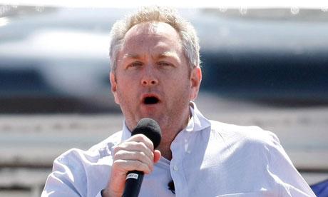 Media Trailblazer Andrew Breitbart Dies Aged 43 Andrew Breitbart speaks a 007