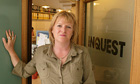 Deborah Coles of Inquest