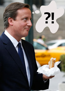 Cameron hot dog