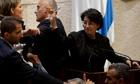 Arabic Knesset politician Haneen Zoabi