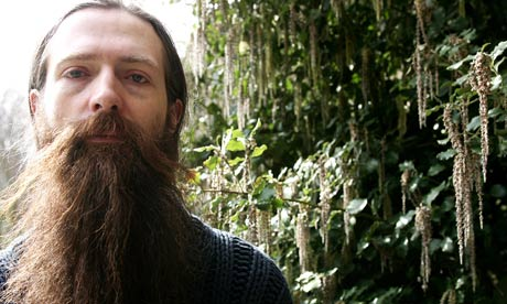 Good innings: Aubrey de Grey wants to help people live to a very ripe old age. Photograph: Roland Kemp / Rex Features