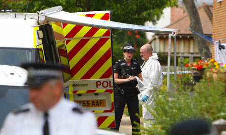 Four bodies found in Hampshire house | UK news | theguardian.