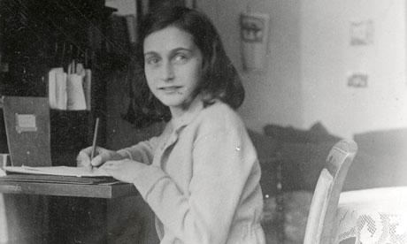 Anne Frank, April, 1941