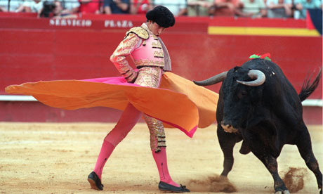 Catalonia has sounded the death knell for bullfighting for Miroir de la tauromachie