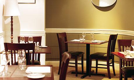 Restaurant: Vanilla Black