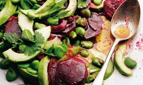 Beetroot Salad Beetroot And Avocado Salad