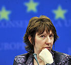 Catherine Ashton, the EU's foreign policy chief