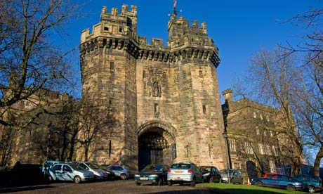 Lancaster Castle Prison. Lancaster Castle prison.