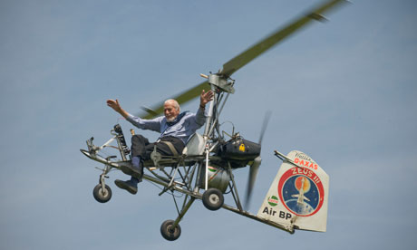magnificent man in his flying machine