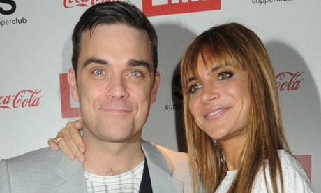 Robbie Williams Zeitgeist