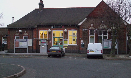 Cheam railway station