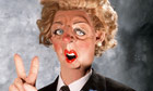 spitting image thatcher