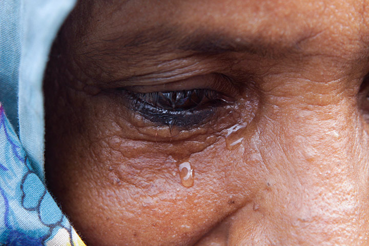 Pakistan Flood Disaster: Pakistani flood survivor Haseena Begum in tears