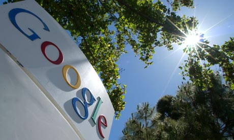 Google's headquarters in California