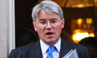 Andrew Mitchell aid cuts