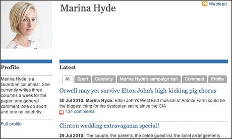 Marina Hyde on Twitter: