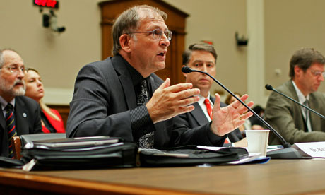 House Holds Hearing On BP Oil Spill And Safety Of Seafood